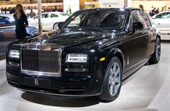 Rolls-Royce Phantom Coupe Aviator Stock Photo