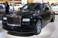 Rolls-Royce Phantom Coupe Aviator Stock Photo