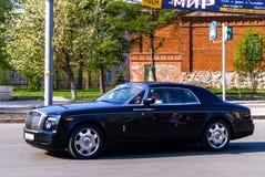 Rolls-Royce Phantom Coupe Stock Photography