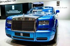 Rolls Royce Phantom Drophead Coupe Royalty Free Stock Photos