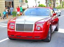 Rolls-Royce Phantom Drophead Coupe Royalty Free Stock Image