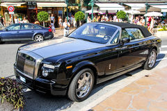 Rolls-Royce Phantom Drophead Coupe Royalty Free Stock Image