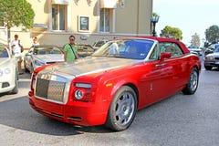Rolls-Royce Phantom Drophead Coupe Stock Image