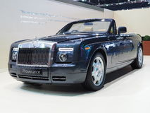 Rolls-Royce Phantom Drophead Coupé Royalty Free Stock Photos