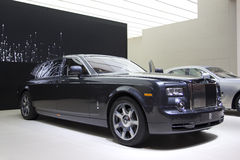 Rolls Royce Phantom Extended Wheelbase Royalty Free Stock Photography
