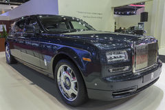 Rolls Royce Phantom Extended Wheelbase Car Stock Photography
