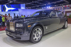 Rolls Royce Phantom Extended Wheelbase Stock Photo