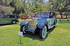 Rolls Royce Phantom II Sedanca de Ville Stock Photos
