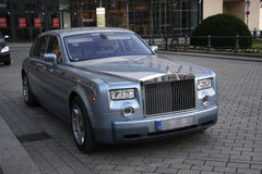 Rolls Royce Phantom Royalty Free Stock Photography