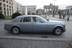Rolls Royce Phantom Stock Photography