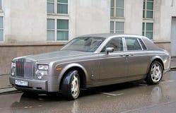 Rolls-Royce Phantom Stock Photos