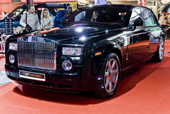 Rolls Royce Phantom - MPH Royalty Free Stock Photography