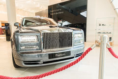 Rolls Royce Phantom Royalty Free Stock Image