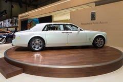 Rolls Royce 2015 Phantom Serenity Immagine Stock Libera da Diritti