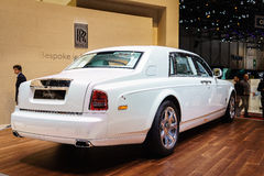 Rolls-Royce Phantom Serenity, Motor Show Geneve 201 Stock Photos