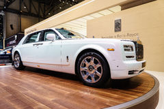 Rolls-Royce Phantom Serenity, Motor Show Geneve 201 Stock Photos