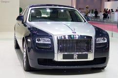 Rolls Royce Phantom Spirit. Royalty Free Stock Image