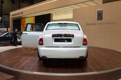 2015 Rolls-Royce Phantom spokój Zdjęcia Stock