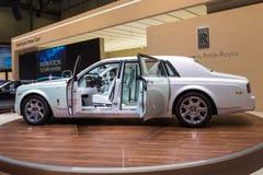 2015 Rolls-Royce Phantom spokój Zdjęcia Royalty Free