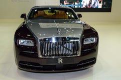 Rolls Royce Phantom Standard Wheelbase. Royalty Free Stock Photography