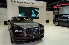 Rolls Royce Phantom Standard Wheelbase. Royalty Free Stock Image