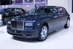Rolls Royce Phantom Standard Wheelbase Royalty Free Stock Photo