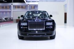 Rolls Royce Phantom Standard Wheelbase Royalty Free Stock Photography