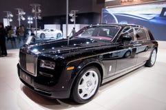 Rolls-Royce Phishom Stock Image