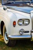 Rolls Royce - retro auto Royalty-vrije Stock Afbeelding