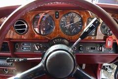 Rolls Royce-Schlag Stockbild