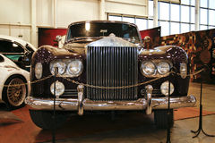 Rolls-Royce Silver Cloud 1962 Royalty Free Stock Photography