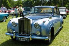 The Rolls-Royce Silver Cloud Royalty Free Stock Image