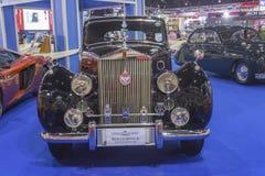 The Rolls Royce Silver Dawn 1949 Car Stock Photo