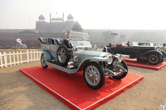 Rolls Royce, Silver Ghost, a Vintage Car stock photography