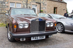 Rolls Royce Silver Shadow Stock Images