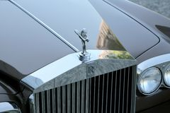 Rolls-Royce Silver Shadow Stock Images