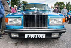 Rolls Royce Silver Spur Stock Photo