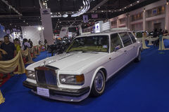 Rolls Royce Silver Spur II (Limo) 1994 Royalty Free Stock Photo