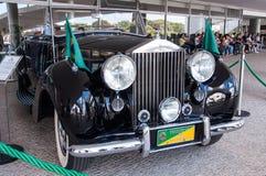 Rolls-Royce Silver Wraith Stock Photography