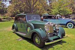 Rolls Royce Silver Wraith Royalty Free Stock Photos