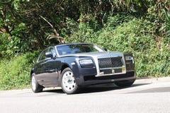 Rolls Royce spöke Arkivfoto