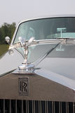 Rolls Royce Spirit of Ecstasy Royalty Free Stock Images