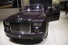 Rolls Royce Spirit of Ecstasy Phantom Royalty Free Stock Photography