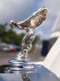 Rolls Royce Spirit Ornament Fotografia de Stock Royalty Free