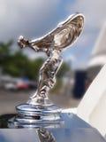 Rolls Royce Spirytusowy ornament Fotografia Royalty Free