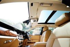 Rolls Royce spöke Arkivbild