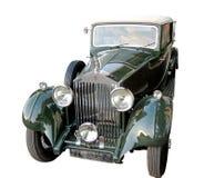 Rolls-Royce Spoor Royalty-vrije Stock Afbeeldingen