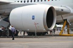 Rolls Royce Trent XWB obrazy royalty free