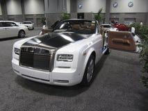 Rolls Royce två tonar Royaltyfria Foton