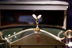 Rolls-Royce vehicles Royalty Free Stock Photography